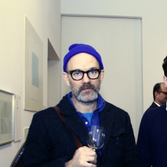 Michael Stipe Attends New York Foundation For The Arts Benefit