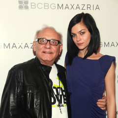 Front Row At the Front End of Fashion Week: BCBG Max Azria Show