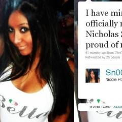 Snooki Is Reading Her First Book