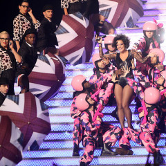 Lady Gaga, Jay-Z, And Alicia Keys Bring A Taste Of New York To The Brit Awards