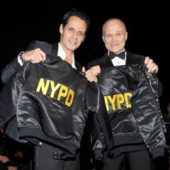 Jennifer Lopez, Sharon Stone At NYPD Foundation Gala