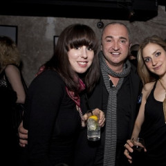 Conor McCreedy's Outliers Opening Night And Afterparty At SPiN