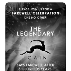 Cain Closes, Signals End Of Era That Ended Two Years Ago