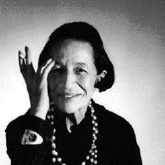 Daily Style Phile: Vogue's Venerable Diana Vreeland