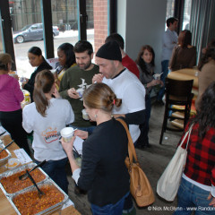 Alzheimer's Drug Discovery Foundation Draws Foodies To Chili Challenge
