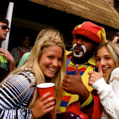 UPenn's Drunken Festival Relieves Students' Stress