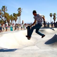 Photo Of The Day: Venice Skatepark