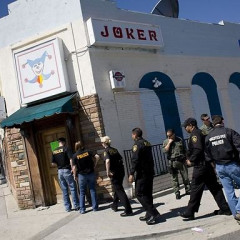 SaMo Dive Bar's Blow Operation Gets Busted