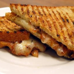 April Is Grilled Cheese Month
