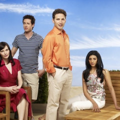 Hamptons TV Stardom on Royal Pains