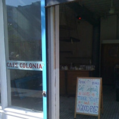 New Yorkers Mourn Cafe Colonial; No Love For Keith McNally