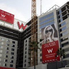 W Hollywood To Open New Lounge