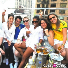 Prive Event Planning's Rooftop Sunday Party