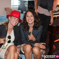 Brittany Snow, Kristen Bell Turn Out For The LOFT Fall 2010 Preview