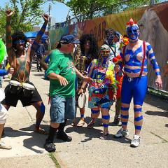 Mermaid Parade: A Plethora of Nipple Tassles