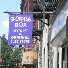 An Alternative To Selling Your Stuff On eBay: The Shopping Box