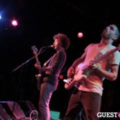 KROQ's Locals Only Show Takes Over The Roxy