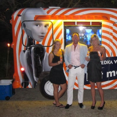 Hamptons Car Of The Day: The SVEDKA BOTMobile