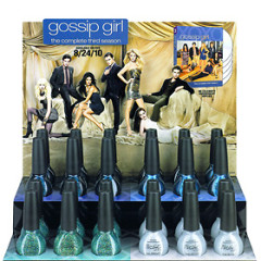 The Best Guests Come Bearing Gifts: Gossip Girl-Inspired Nail Polish