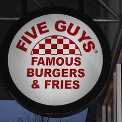 Five Guys vs. Shake Shack