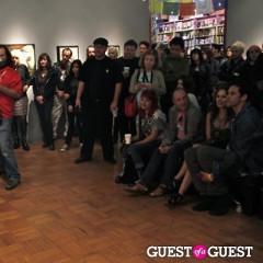 Dee Dee Ramone Memorial Art Exhibit Celebrates A Punk Icon