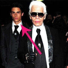 Breaking: Karl Lagerfeld To Design Baby Clothes For Chanel!