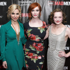 Last Night's Parties: Mad Men Finale Viewing Party With The Cast