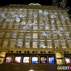 It's Officially Christmas Time In The City: Saks Unveils Holiday Windows