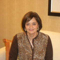 22 Minutes With Cherie Blair At Her Suite At The Essex House
