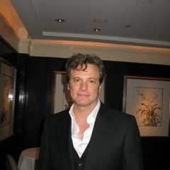 Colin Firth Locks Himself In Bathroom When He Can't Rembember Lines