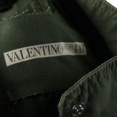 High Fashion Collabs: Valentino Falls Into The Gap