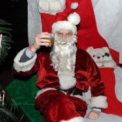 Last Night's Parties: Willie Geist Plays Santa, Harvey Weinstein Watches