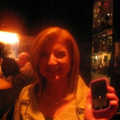 Arianna Huffington Defends Her BlackBerry Use At Le Cirque