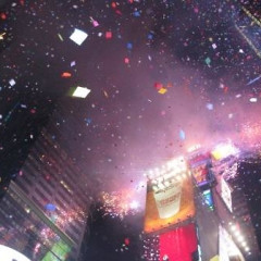 Ringing In 2011 In Times Square: One Reporter's Story