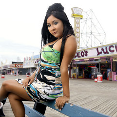 Snooki Discusses Her Badonk In Literary Debut
