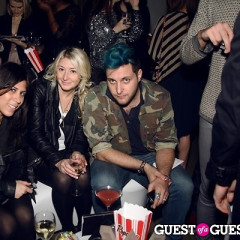 Oscar Night In New York: Refinery 29 At W Union Square, Hollywood Life And Movieline At RdV