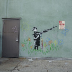 Did Lauren Conrad Discover A Banksy? Is He Even Real?