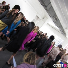 NYFW11: Runway Recap With Natalie Decleve, Day One And Two: