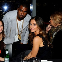 Last Night's Parties: Kanye West Surprises Leighton Meester, 50 Cent Digs Cormac McCarthy