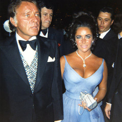 Daily Style Phile: A Look Back At Elizabeth Taylor, The Life Of The Party