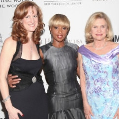 New York Junior League Winter Ball At The Plaza With Mary J Blige