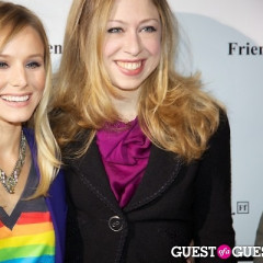 Last Night's Parties: Aretha Franklin Brings Down The House, Chelsea Clinton Supports Gay Rights