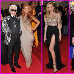 The 2011 MET Gala In Trendy Photos