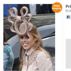 That Goofy Princess Beatrice Hat Is Going For $30K