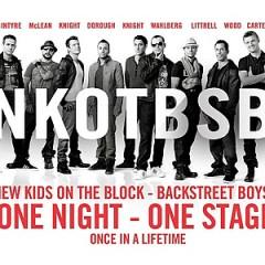 New Kids On The Block + Backstreet Boys Form Mega Boy Band, Apocalypse Looms Ever Closer