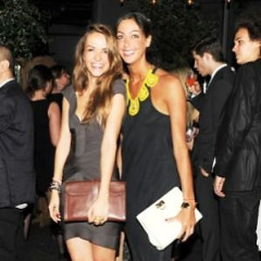 Guests Enjoy Dinner At Gramercy Terrace For Valentino's Junior Spring Benefit For Lincoln Center Institute