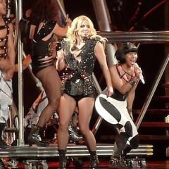 Via Twitter: Britney Spears Forgot How To Dance At Staples Center Last Night
