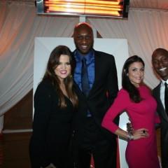 Khloe & Lamar, Gene Simmons, Bethenny Frankel Attend Forbes' Celebrity 100 Event