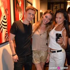 Last Night's Parties: Sofia Vergara Dines With Harry Winston, Dom Perignon Toasts To Summer