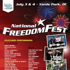 Where To Play On 4th Of July: The DC Summer 2011 Guide